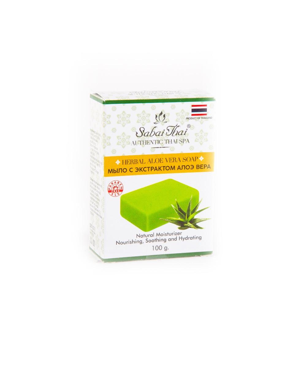 Mydło Roślinne z wyciągiem z Aloesu, 100g
